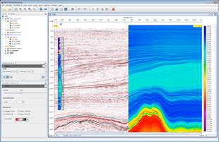 Beicip-Franlab optimized its powerful seismic inversion thanks to INTViewer