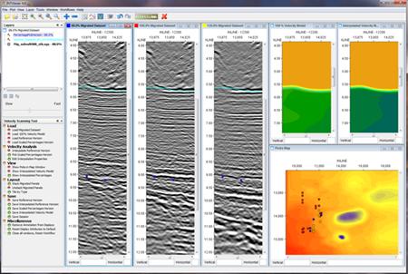 Statoil Velocity Scanning