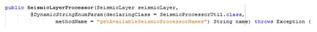 Python DynamicStringEnumParam annotation