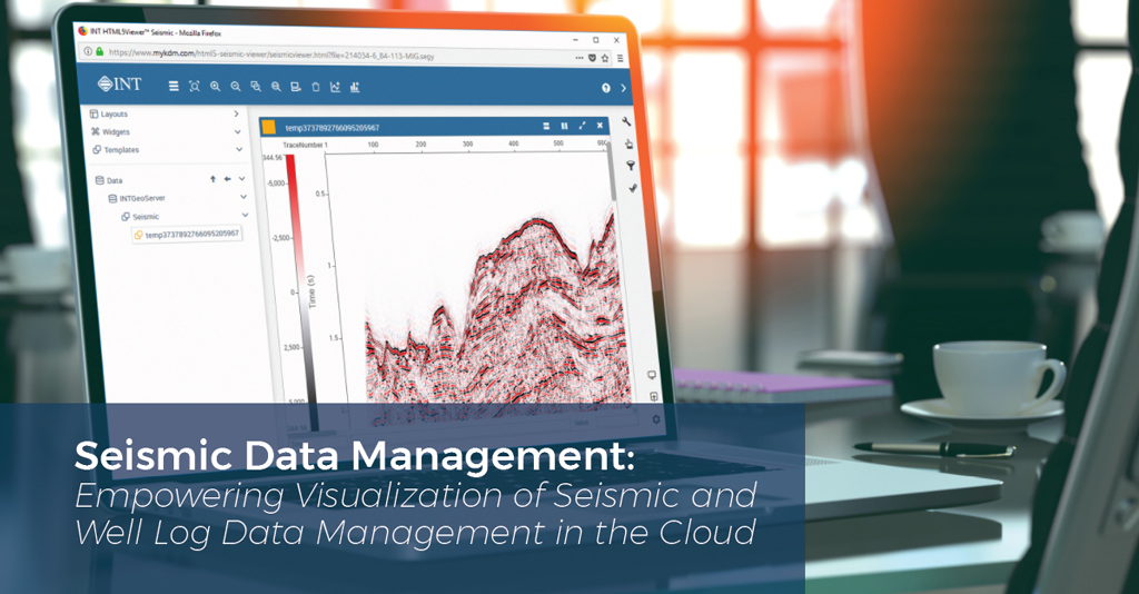 INT and Katalyst partner to empower visualization of Seismic and Well Log data management in the cloud