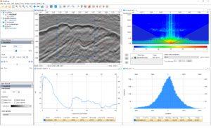 INTViewer FK and spectrum analysis