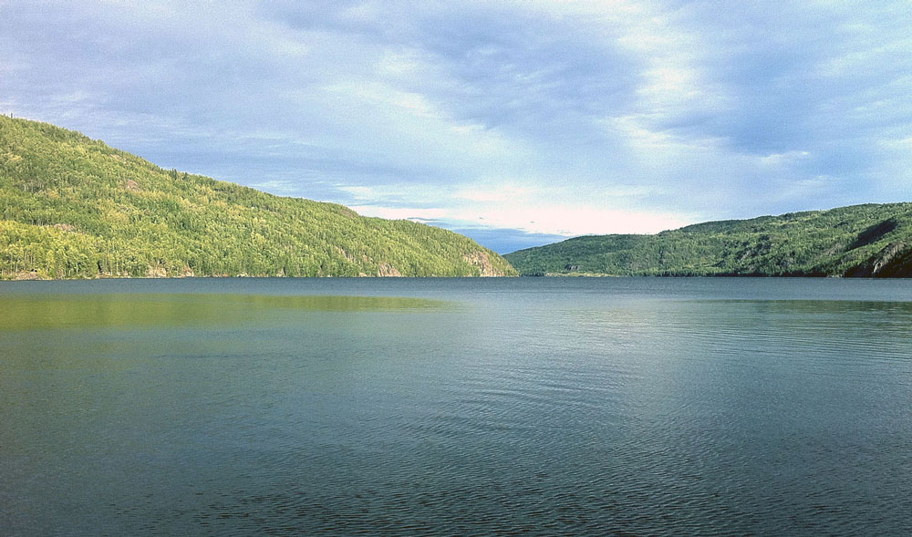 Data lakes for geoscience