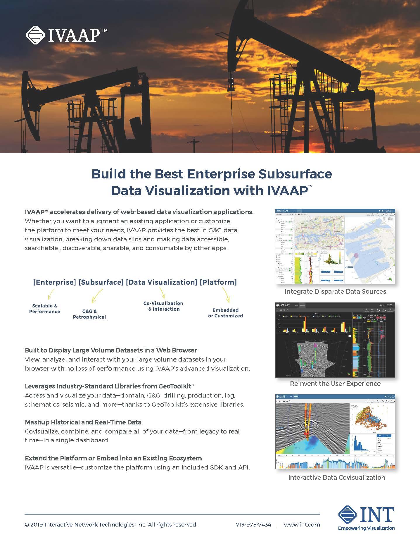 IVAAP Brochure