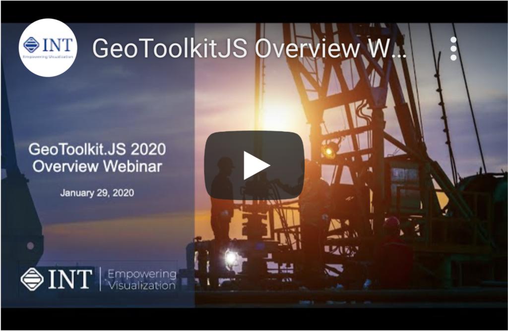 Webinar GeoToolkit.JS 2020 Overview