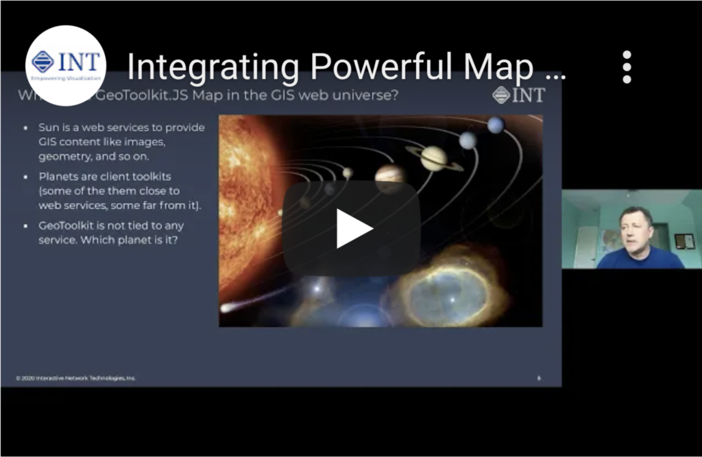 Webinar Integrating Powerful Map Capabilities in Your Subsurface Web Applications